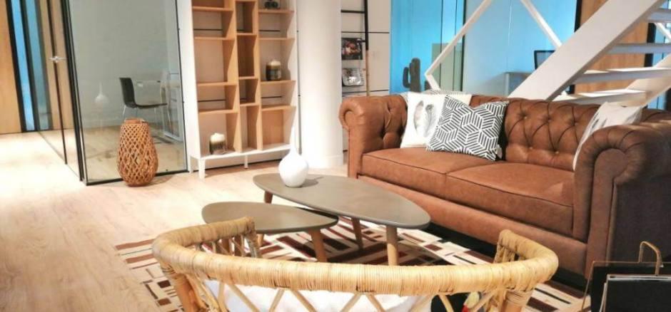 Centro de negocios con coworking Madrid Bahía Space