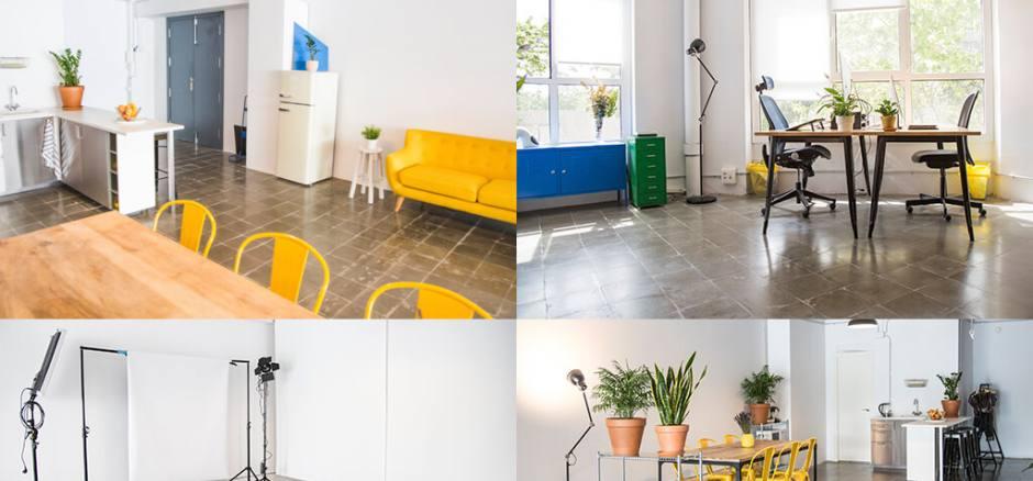 Oficina compartida Barcelona Clim Studio