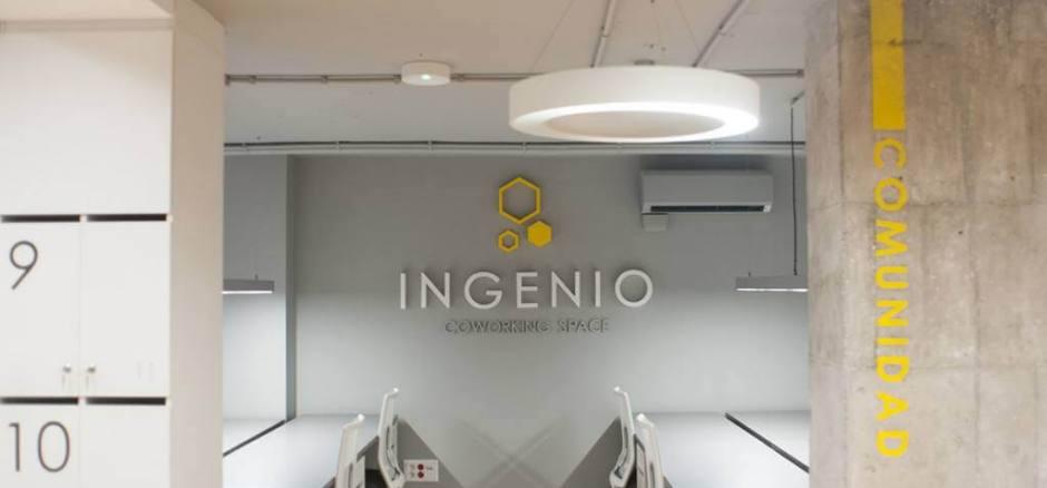 Coworking Santa Cruz de Tenerife Ingenio Coworking Space