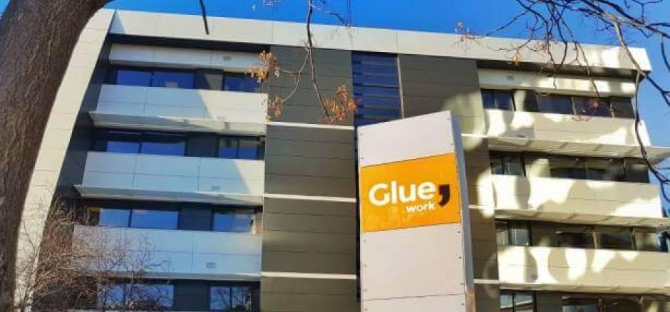 Centro de negocios con coworking Madrid Glue Work