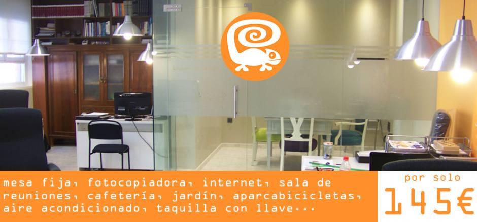 Coworking Almería Coworking SPAL