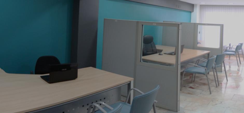 Centro de negocios con coworking Valladolid Open Box Coworking