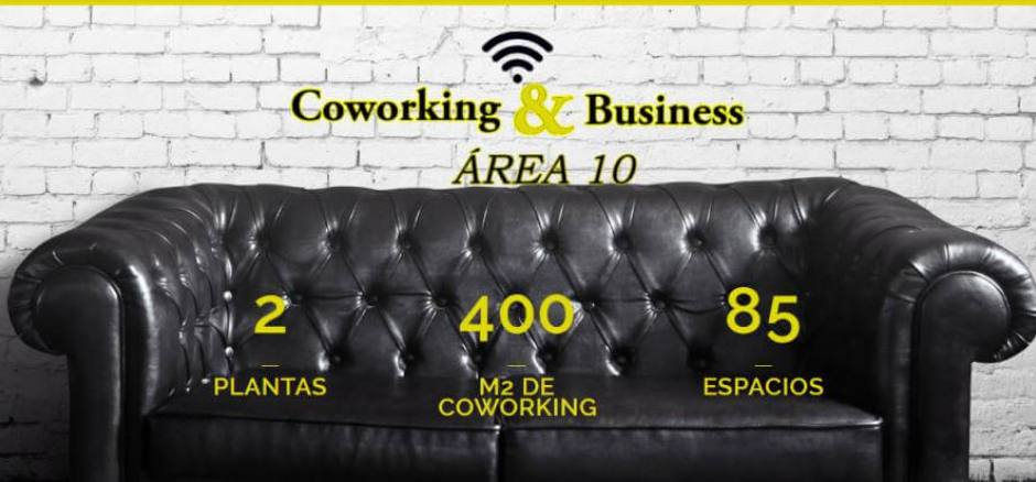 Coworking Madrid Coworking Área 10