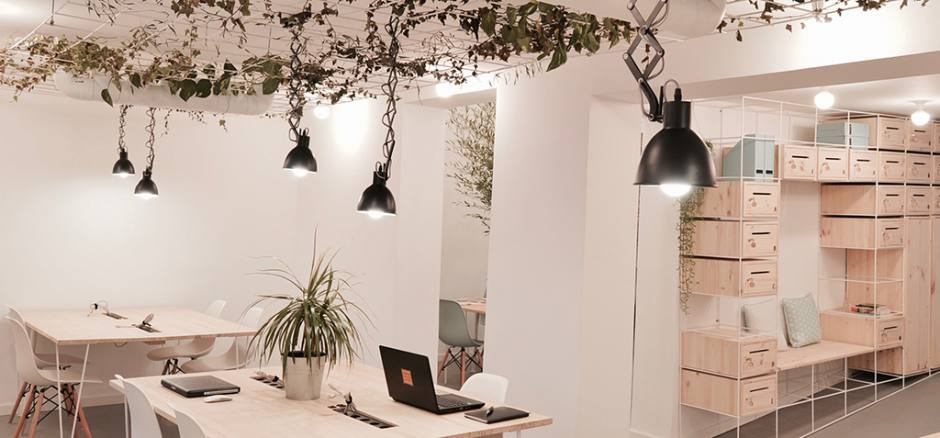 Coworking Madrid KAI·LAB