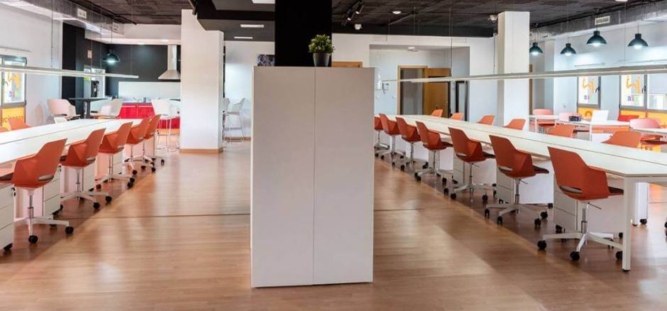 Coworking Valencia Coworking Parc Central