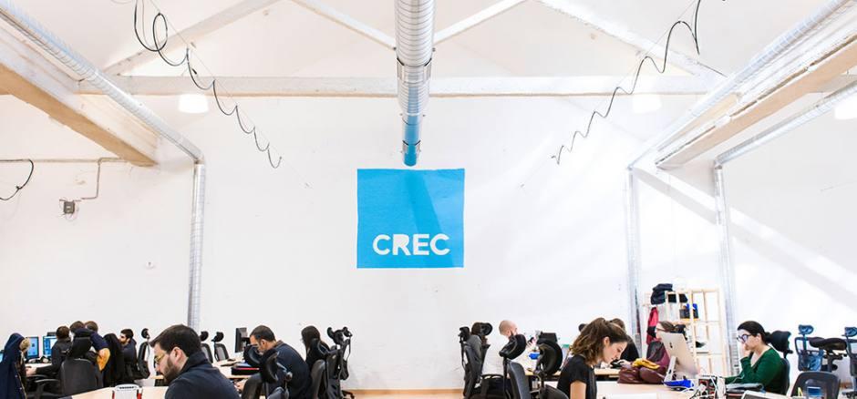 Coworking Barcelona  CREC Poble Sec