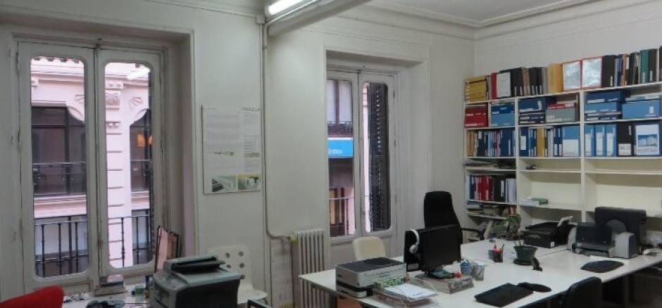 Oficina compartida Madrid REINA 39