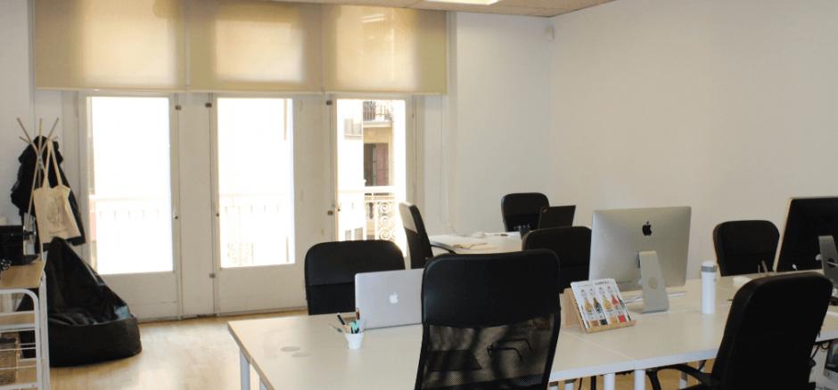 Coworking Barcelona Coworking Accel&Grow