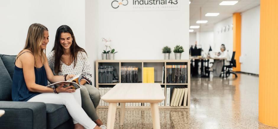 Coworking Tarrasa Industrial 43