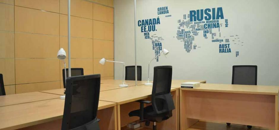 Coworking Granada Espacio Babel