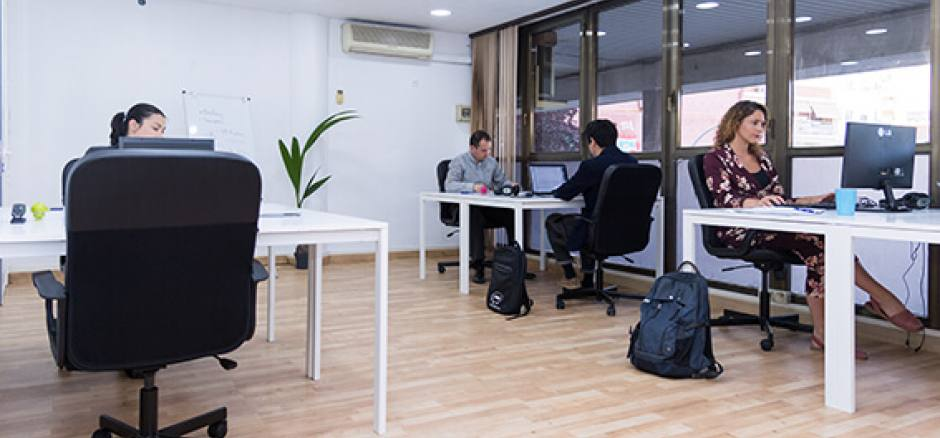 Coworking Hospitalet de Llobregat The Bridge
