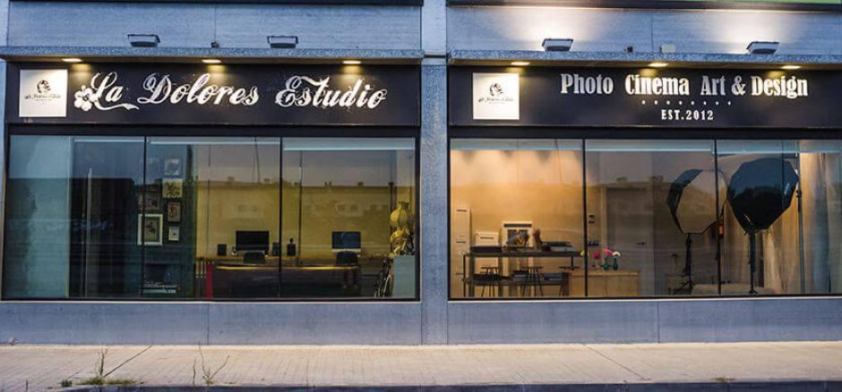 Coworking Zaragoza La Dolores Estudio