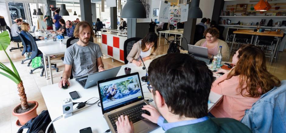 Coworking Granada erranT espacio cowork