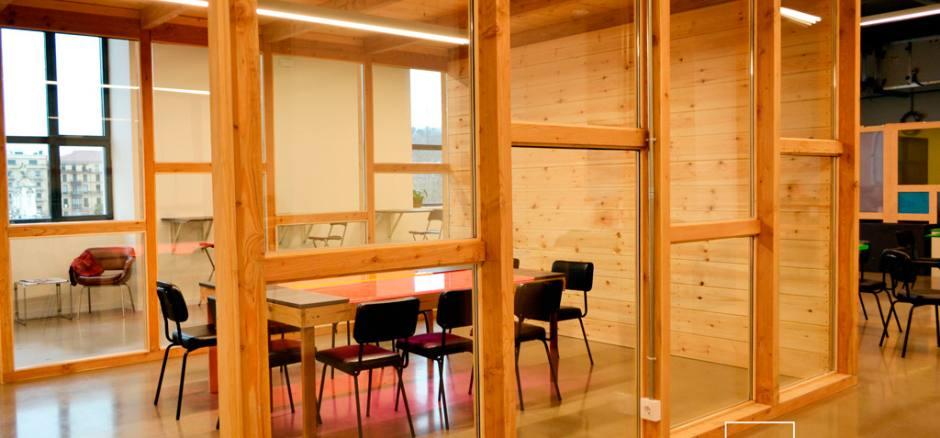 Centro de negocios con coworking Guipúzcoa Impact Hub Donostia/SS