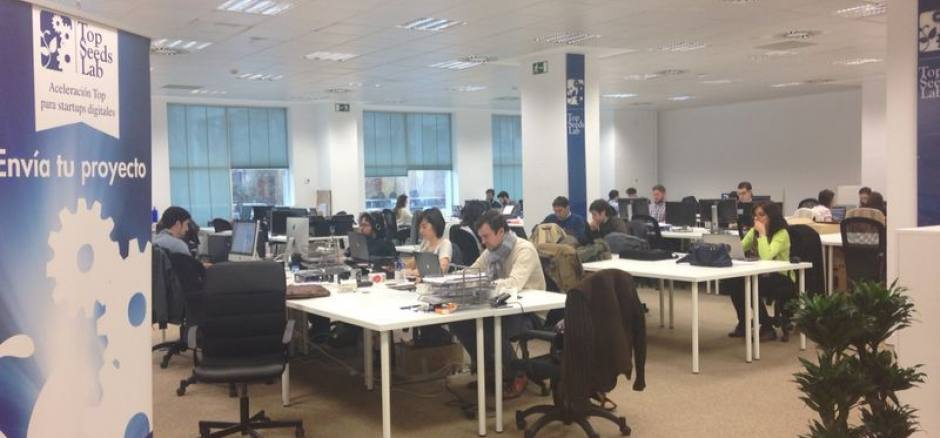 Coworking Madrid The Place