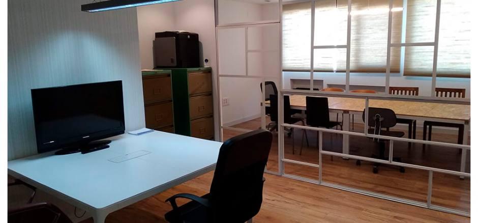 Oficina compartida Madrid GP32