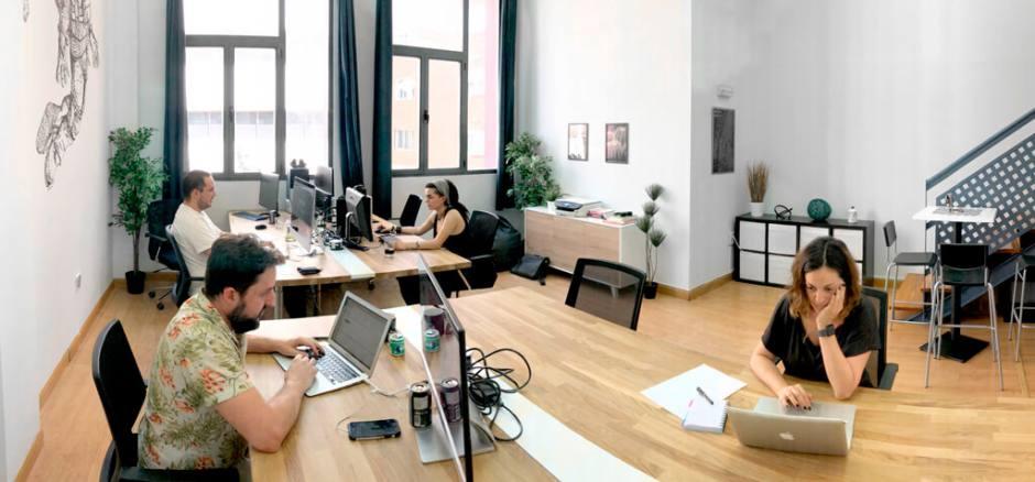 Coworking Madrid w8rk - coworking in motion