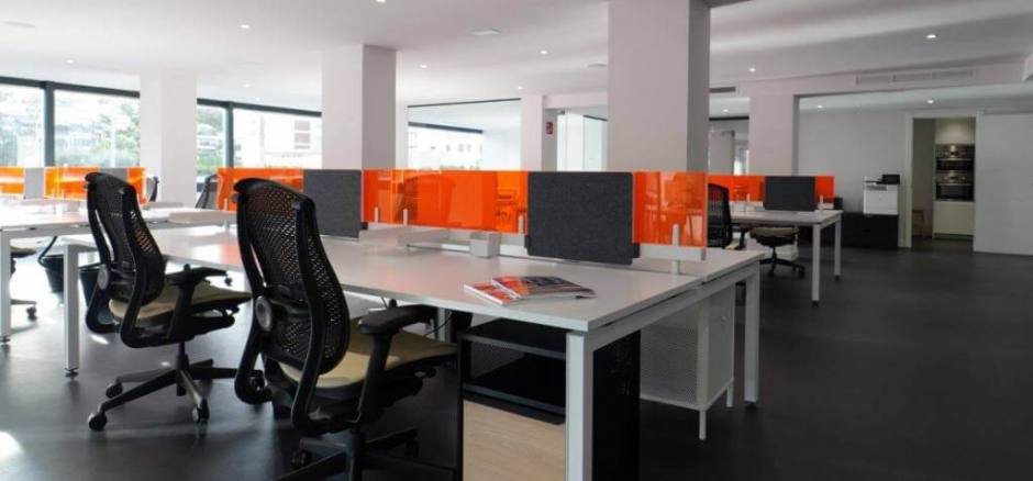 Business center with coworking Palma de Mallorca panteon house