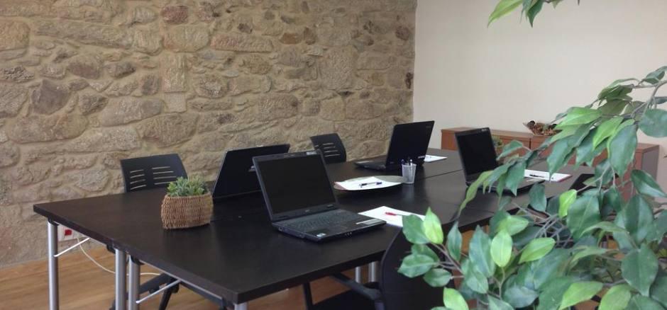 Centro de negocios con coworking Pontevedra Cenepo Coworking