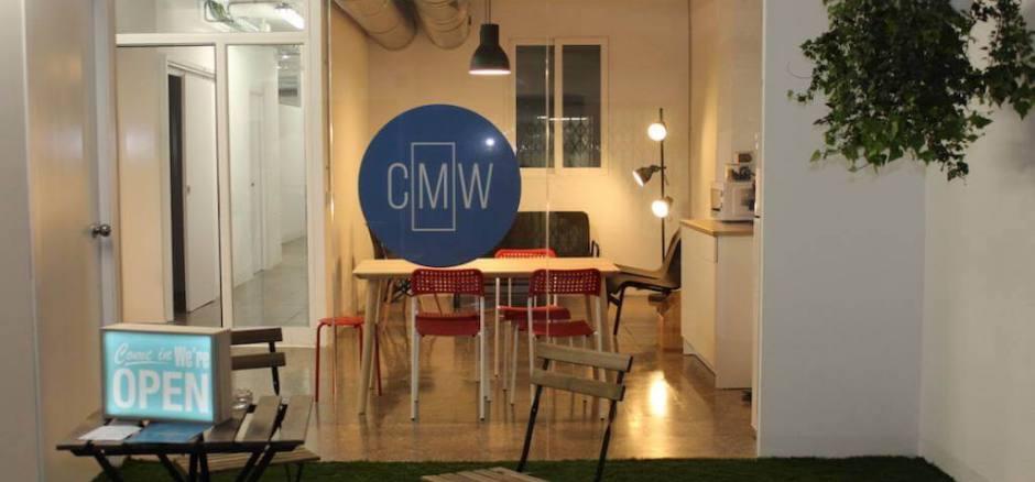 Coworking Barcelona CoMusicWork