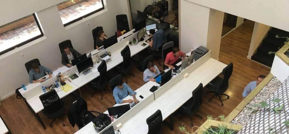 Coworking Madrid Cink Emprende Henri Dunant