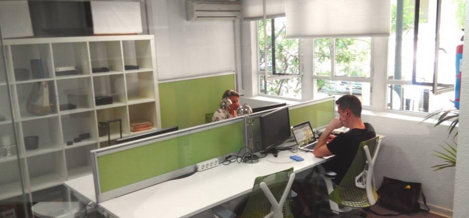 Coworking Madrid workClub Madrid