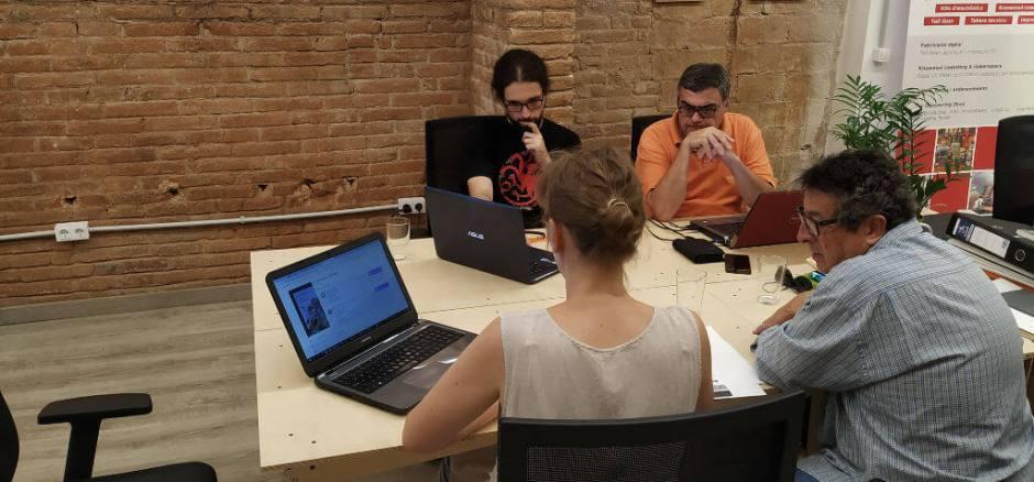 Coworking Barcelona Bits & Books