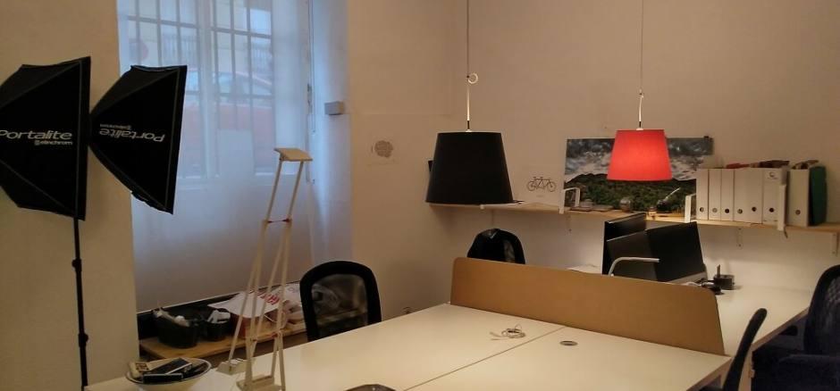 Oficina compartida Madrid Espacio 44 Coworking