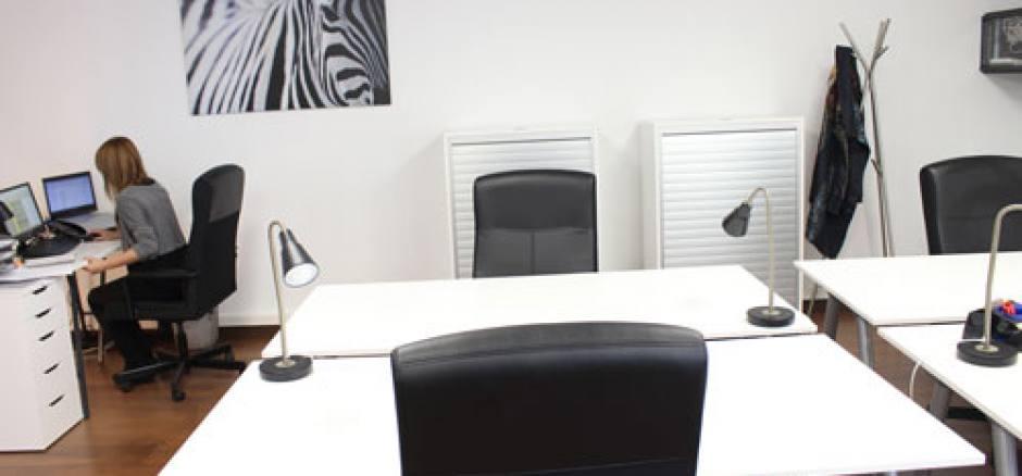 Oficina compartida Madrid Espacios Premium en Chamberí