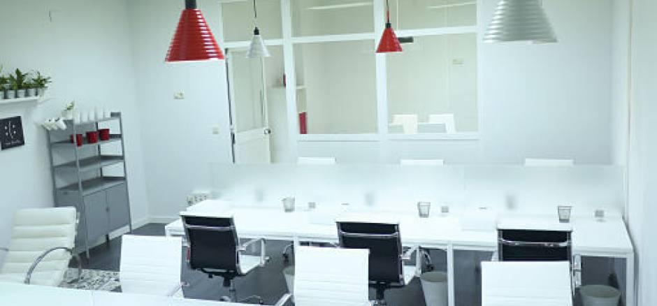 Centro de negocios con coworking Pozuelo de Alarcón La Sede Pozuelo Coworking
