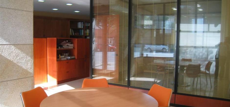 Oficina compartida A Coruña Rotond Sta.Cristina CheGuevara