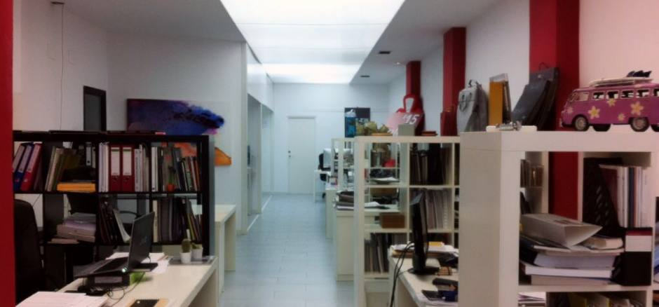 Coworking Valencia Coworking Reina