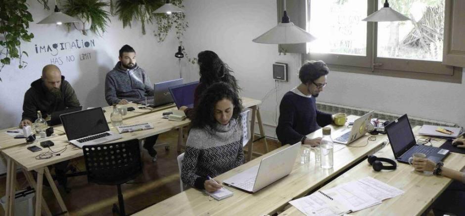 Coworking Barcelona Kalart   Coliving & Coworking