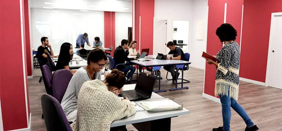Coworking Madrid La Laborería