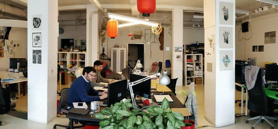 Coworking Madrid La Leonera