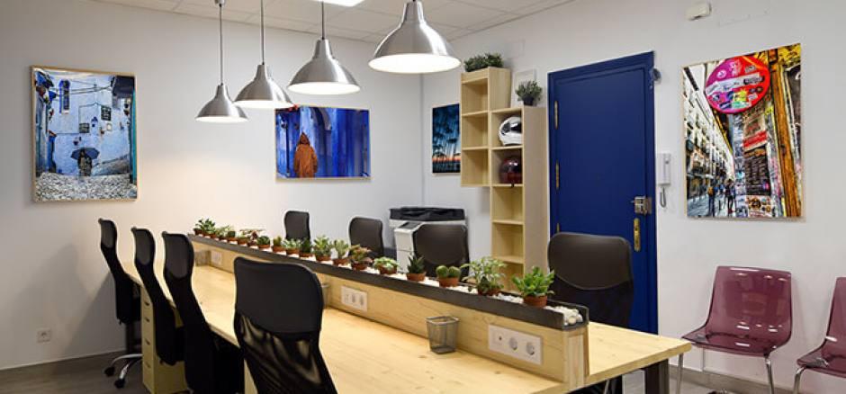 Coworking Madrid La Ofi de Santa Engracia