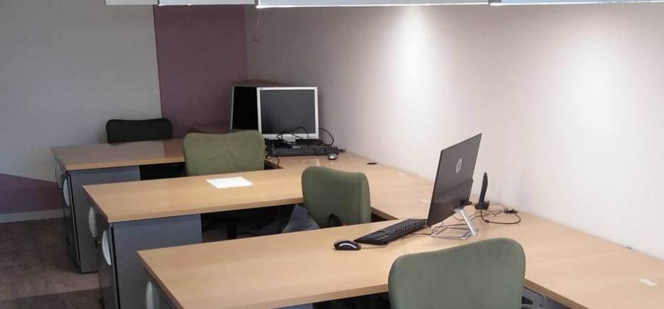Oficina compartida Madrid Coworking Legazpi