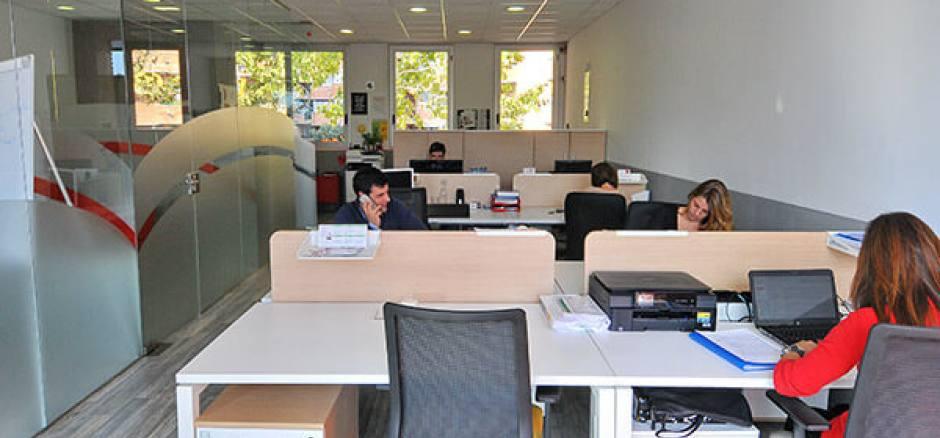 Coworking Mataró Coworking Coactiva't