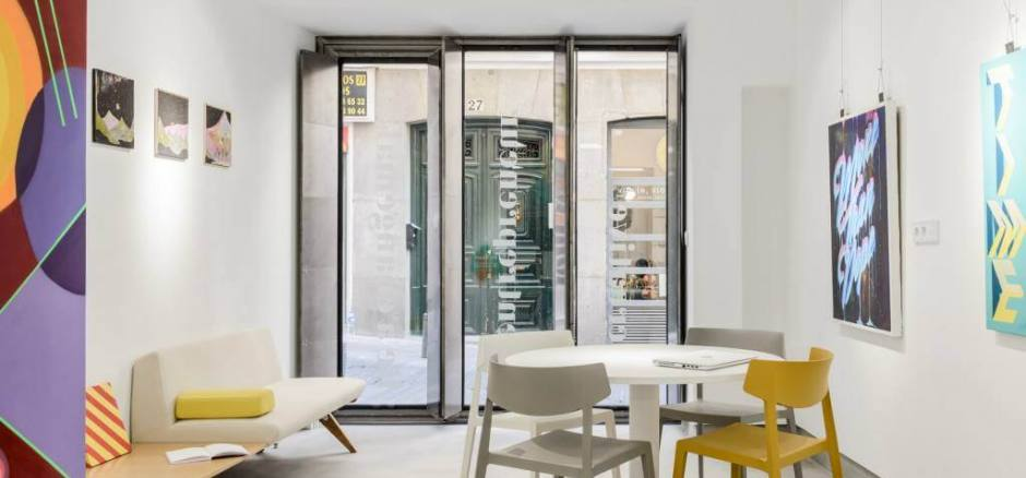 Coworking Madrid SmartUp Coworking