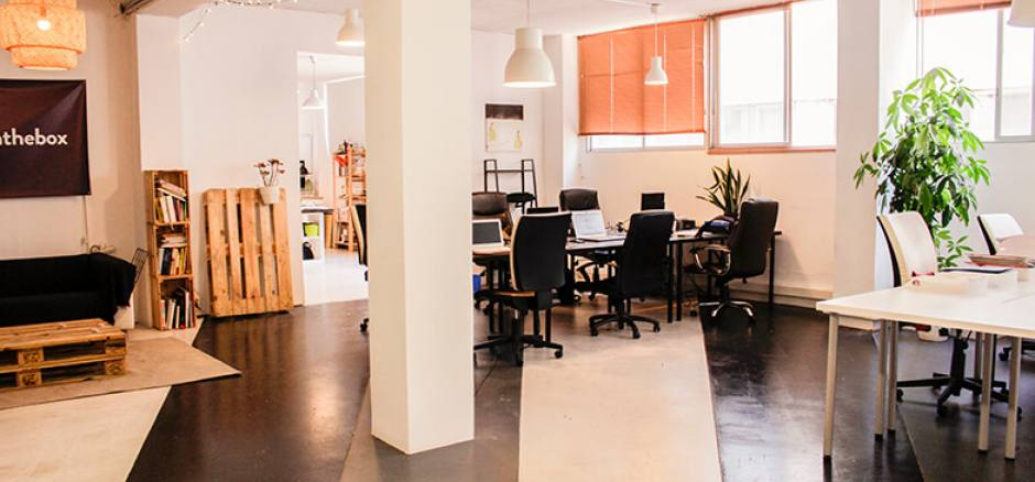 Coworking Madrid The Element