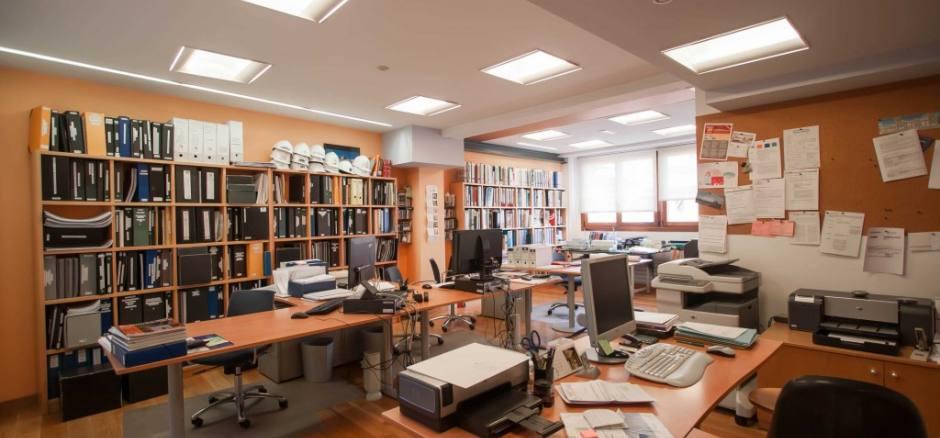 Oficina compartida Oviedo Burotec
