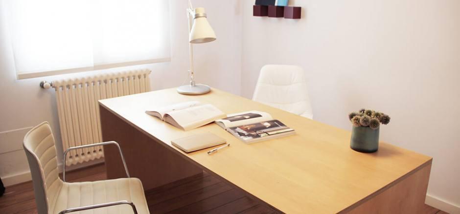 Oficina compartida Santiago de Compostela Despacho centro Santiago: NANUBE