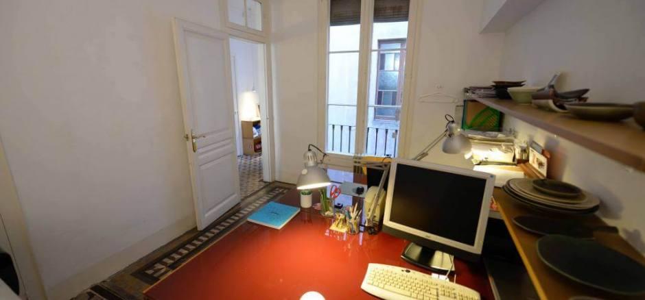 Oficina compartida Barcelona CVARQ