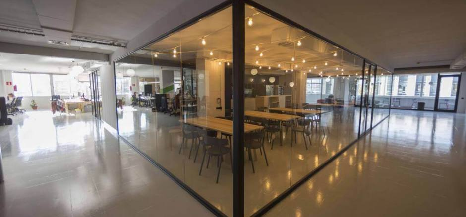 Coworking Barcelona coworking itnig