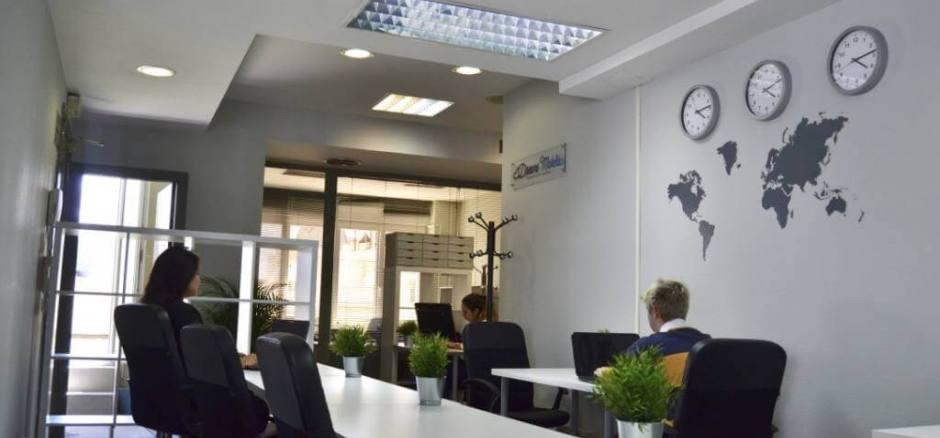 Coworking Madrid Dreams Makers Coworking Space