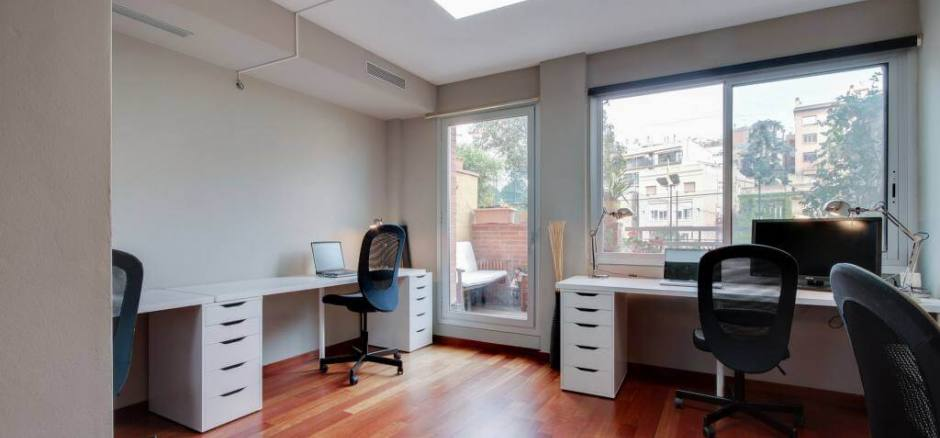 Oficina compartida Barcelona Oficina Forasté