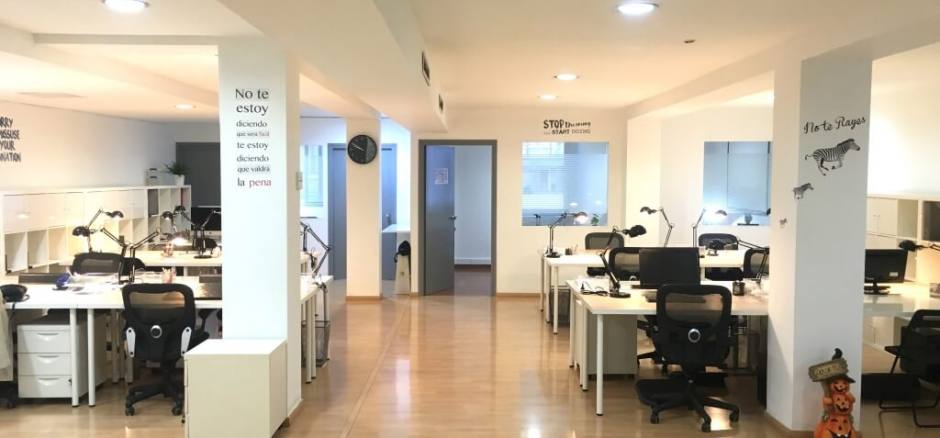 Coworking Barcelona Coworking Lesseps