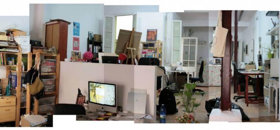 Oficina compartida Madrid CASA GARCIA