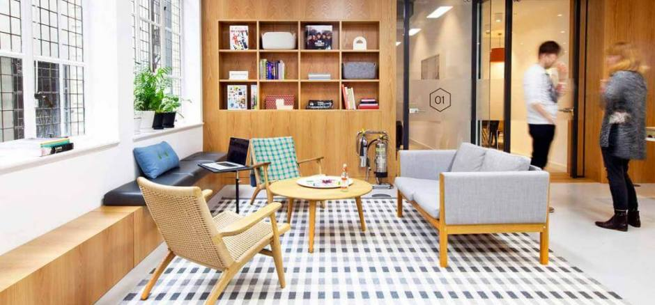 Centro de negocios con coworking Barcelona Spaces Port Olimpic