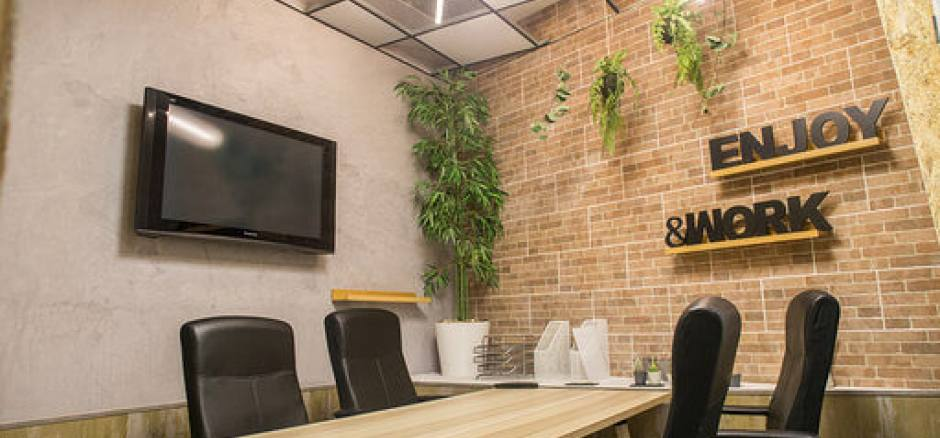 Coworking Madrid BUBBLE CENTER
